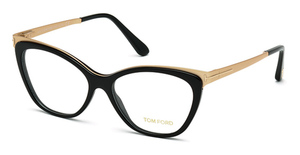 Tom Ford FT5374 Shiny Black