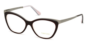 Tom Ford FT5374 Dark Brown/Other
