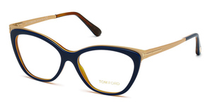 Tom Ford FT5374 Shiny Blue