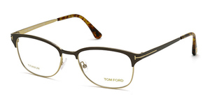 Tom Ford FT5381 Dark Brown/Other