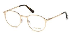 Tom Ford FT5476 Shiny Rose Gold