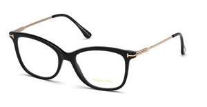 Tom Ford FT5510-F Shiny Black