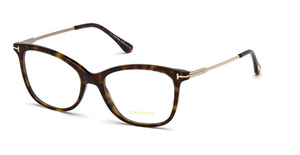 Tom Ford FT5510-F Dark Havana