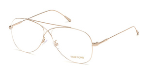 Tom Ford FT5531 Shiny Rose Gold