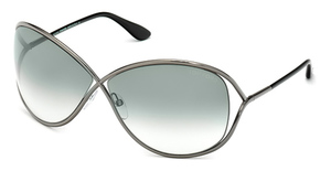 Tom Ford FT0130 Shiny Gunmetal