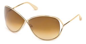Tom Ford FT0130 Shiny Rose Gold
