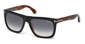 Tom Ford FT0513 Black/Other / Gradient Smoke