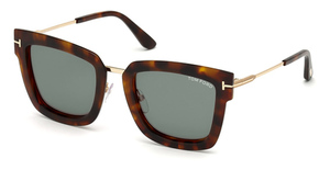 Tom Ford FT0573 Coloured Havana