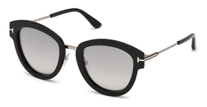 Tom Ford FT0574 Shiny Light Ruthenium