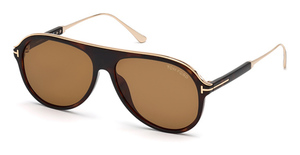 Tom Ford FT0624 Dark Havana / Brown
