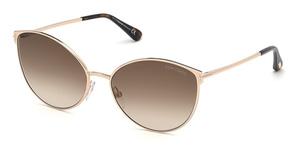 Tom Ford FT0654 Sunglasses