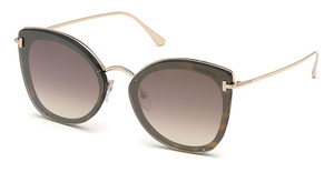 Tom Ford FT0657 Dark Havana