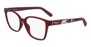 Salvatore Ferragamo SF2835 (613) Red