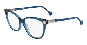 Salvatore Ferragamo SF2838 (414) Blue