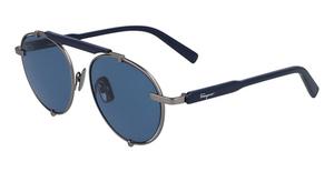 Salvatore Ferragamo SF197S Sunglasses