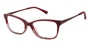 Isaac Mizrahi New York IM 30037 Burgundy