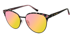 Betsey Johnson Love Star Eyeglasses
