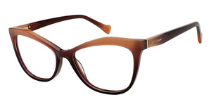 Betsey Johnson Bowtiful Eyeglasses
