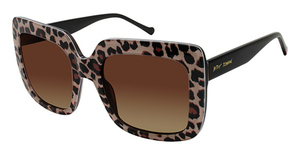Betsey Johnson Bed Of Roses Leopard