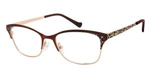 Betsey Johnson Free Spirit Eyeglasses
