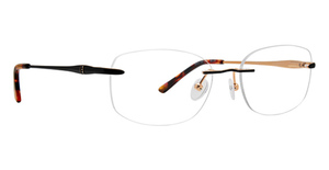Totally Rimless TR 294 Patina Eyeglasses