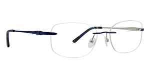 Totally Rimless TR 294 Patina Eyeglasses