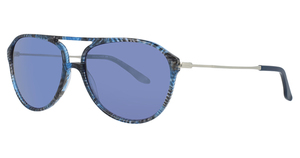 BCBG Max Azria Dainty Blue Multi