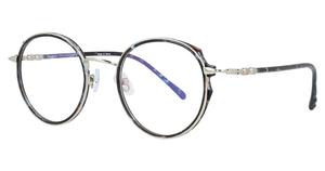 Aspex C7020 Dark Blue Marbled & Silver