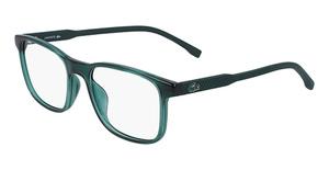 Lacoste L3633 (315) SHINY GREEN