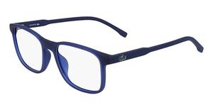 Lacoste L3633 (414) Matte Blue Navy