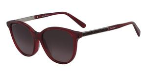 Salvatore Ferragamo SF907SRA Sunglasses