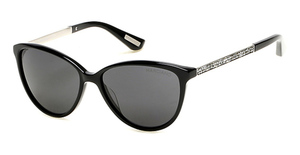 Guess GM0755 Shiny Black / Smoke