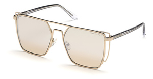Guess GM0789 gold / gradient brown