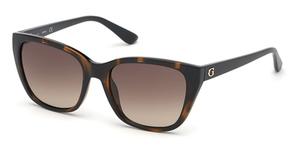Guess GU7593 Dark Havana / Gradient Brown