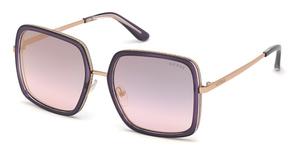 Guess GU7602 violet/other / gradient or mirror violet