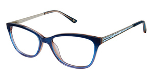 Jimmy Crystal New York Capri Eyeglasses
