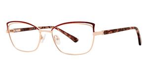 Avalon Eyewear 5080 Burgundy/Gold