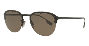 Burberry BE3103 Black Rubber