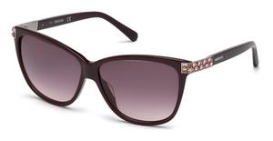 Swarovski SK0137 Sunglasses