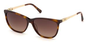 Swarovski SK0225 Sunglasses