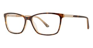 Daisy Fuentes Eyewear Daisy Fuentes La Gaspara Eyeglasses