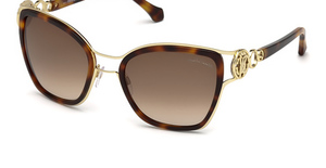 Roberto Cavalli RC1081 Dark Havana / Gradient Brown