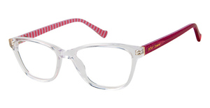 Betsey Johnson Dazzle Eyeglasses