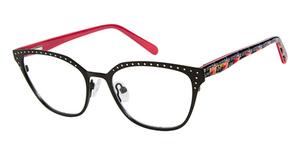 Betsey Johnson Bon Voyage Eyeglasses