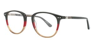 Aspex GN284 Brown & Red & Khaki & Steel
