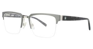 Aspex B6063 Matt Grey & Shiny Steel
