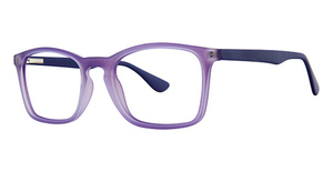 ModZ Glendale purple frost/navy matte