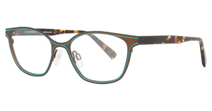 David Spencer Eyewear Evelyn Eyeglasses