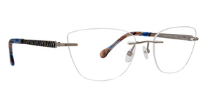 Totally Rimless TR 304 Cameo Eyeglasses