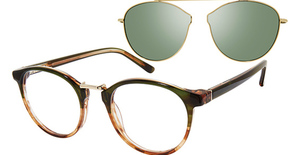 Revolution Eyewear Flint Eyeglasses